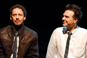Emilio de mello e Fernando Eiras em In On It - Aplauso Brasil